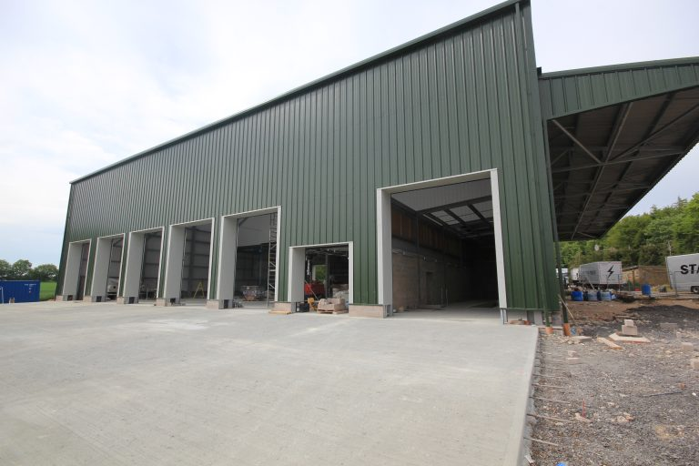 Warehouse Build