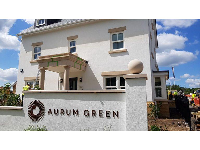 aurum_green